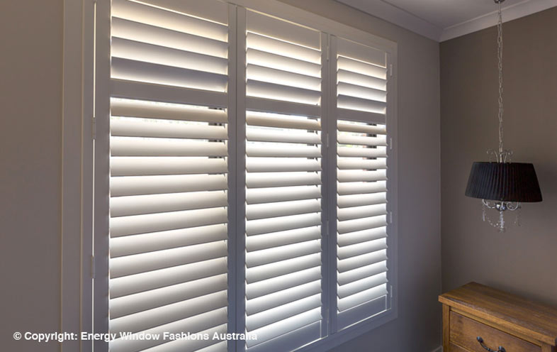 timber shutters in Mornington